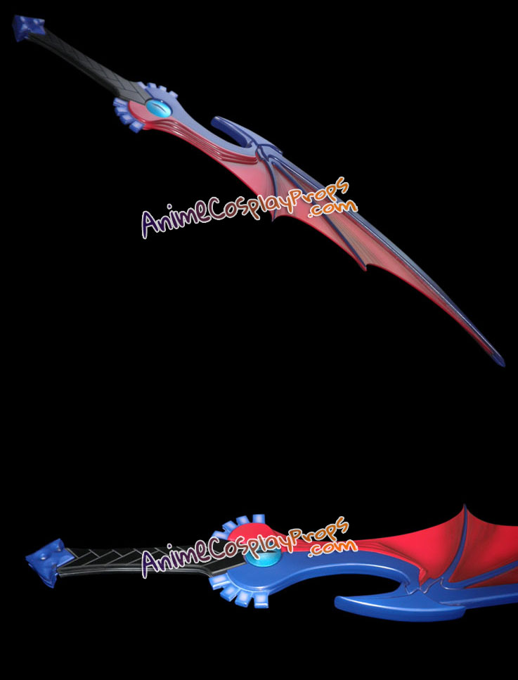 Kingdom Hearts Keyblade Soul Eater Cosplay Riku's Keyblade