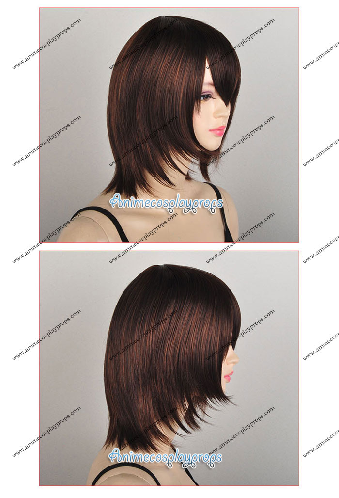 The Kawarazaki Household 2 Anna Cosplay Wig