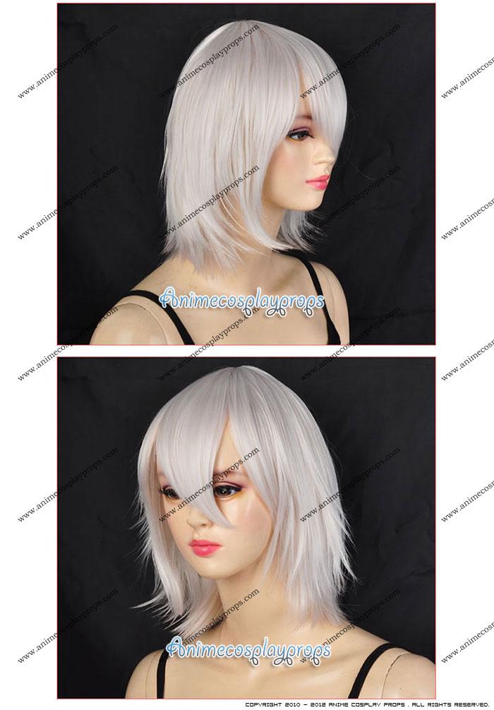 Witch Hunter Cosplay Tasha Godspell Wig